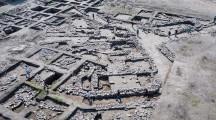 Riesige 5000 Jahre alte kanaanitische Metropole in Israel ausgegraben