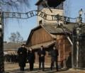 Merkel verspricht der Auschwitz-Birkenau-Stiftung eine Spende in Höhe von 66 Millionen Euro