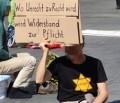 Berliner Kundgebung gegen Corona-Regeln mit Neonazis und antisemitischen Parolen
