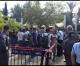 Arabische Studenten protestierten an der Uni Tel Aviv für Unterstützung des Terror