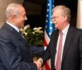 Netanyahu weist Boltons Behauptung zurück, er bezweifle Kushners Fähigkeit einen Friedensplan aufzustellen