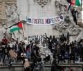 """BLM-Randalierer beschimpfen jüdische Gruppe: """"Dies ist nicht Euer Land"""""""