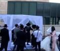 Esther Scheiner: Zwei COVID-19 Patienten im Hadassah Spital in Jerusalem