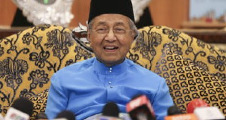 """Malaysischer Ex-Premierminister: """"Muslime haben das Recht, Millionen zu töten"""""""